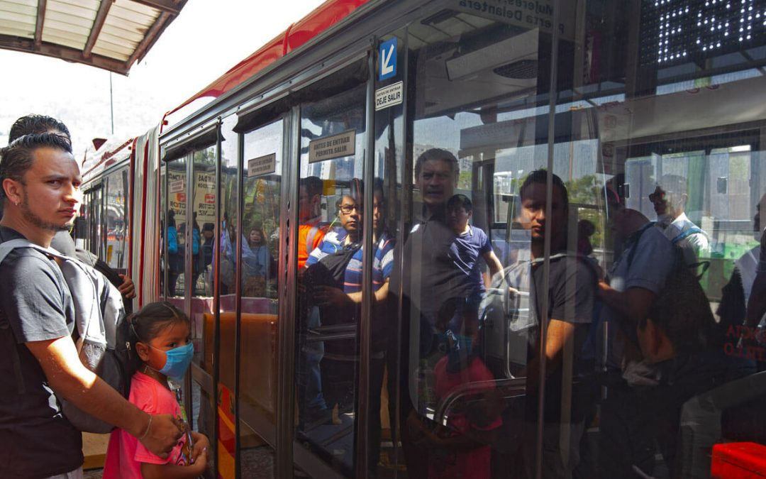 Participa en el 12° Premio Nacional de Transporte Urbano y Movilidad 2021