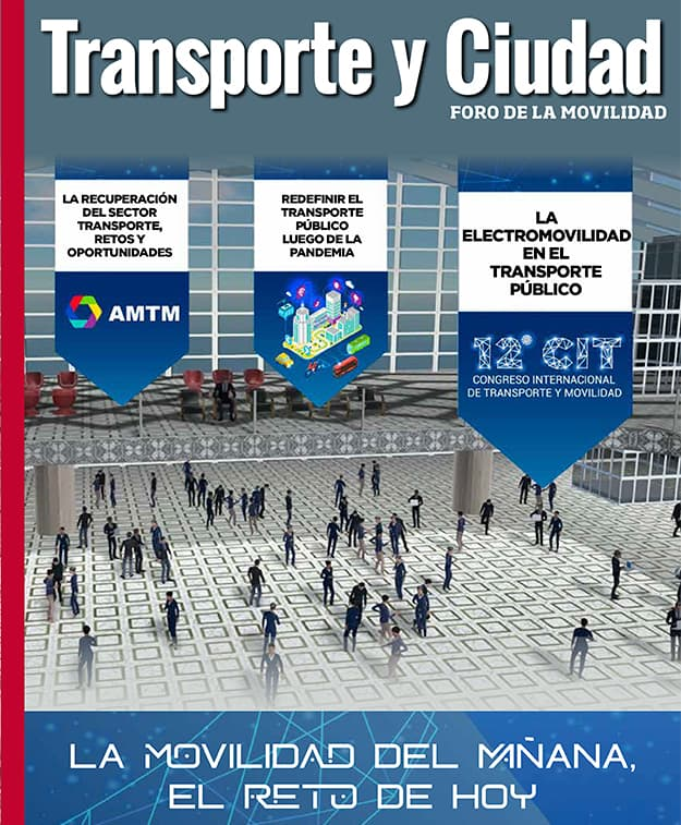 Revista Transporte y ciudad. La movilidad del mañana