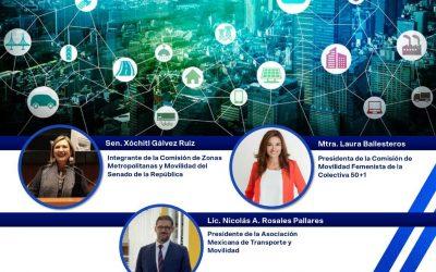Conferencia Inaugural de la Mesa de Trabajo sobre Movilidad y Desarrollo Urbano